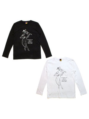 Tome2H(トミトエイチ)/ WOMEN LS T-SHIRT -Lady's-