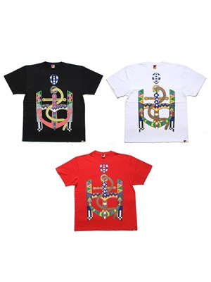 Tome2H(トミトエイチ)/ MARINE SYMBOL BIG T-SHIRT -Lady's-
