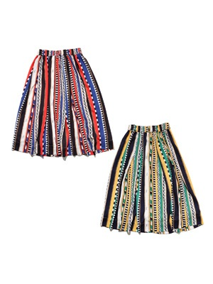 Tome2H(トミトエイチ)/ MARINE STRIPE SKIRT -Lady's-