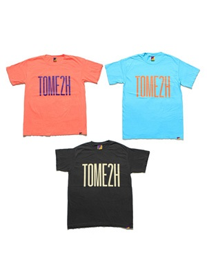 Tome2H(トミトエイチ)/ GARMENT DYE T-SHIRT -Lady's-