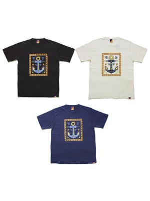 Tome2H(トミトエイチ)/ RUDDER PIGMENT T-SHIRT -Lady's-