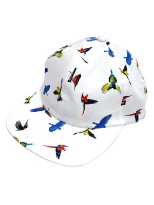 7UNION(セブンユニオン)/ TROPICAL BIRD -White-