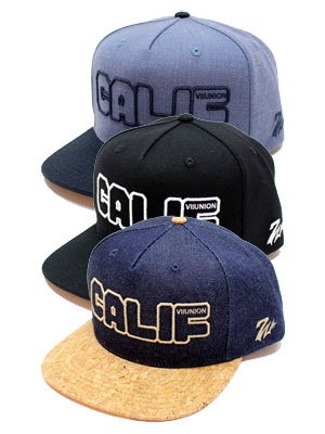 7UNION(セブンユニオン)/ OUT LINE CALIF CAP
