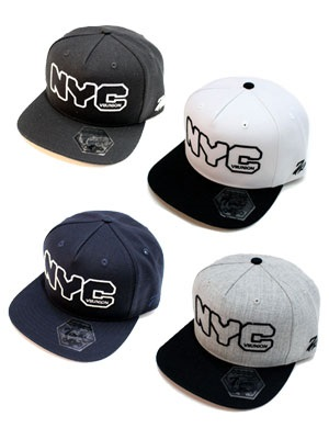 7UNION(セブンユニオン)/ OUT LINE NYC CAP