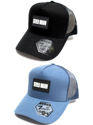 7UNION(セブンユニオン)/ 7s PACHED MESH CAP