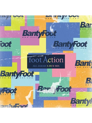 【CD】FOOT ACTION -BANTY FOOT-