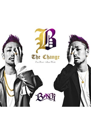 【CD】B the change -BANJI-