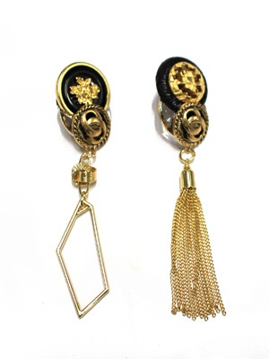 BOW(ボウ)/ VINTAGE ASIME PIERCE -Lady's-