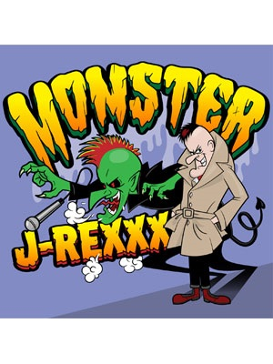 【CD】MONSTER -J-REXXX-