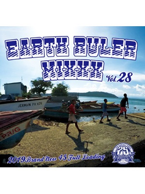 【CD】EARTH RULER MIXXX vol.28 -Mixed by ACURA from FUJIYAMA-