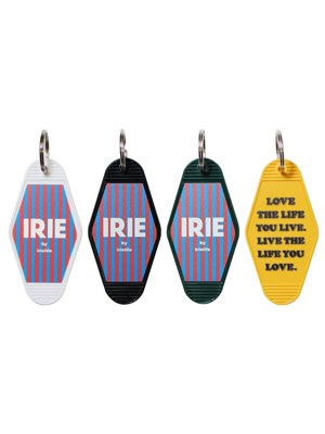 IRIE by irielife(アイリーバイアイリーライフ)/ IRIE MOTEL KEY HOLDER