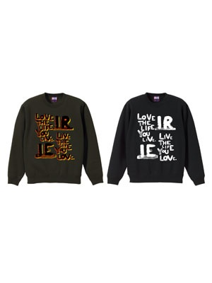 IRIE by irielife(アイリーバイアイリーライフ)/ LOVE THE LIFE CREW