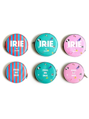 IRIE by irielife(アイリーバイアイリーライフ)/ IRIE ROUND COIN CASE