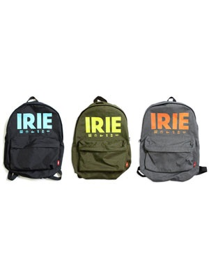 IRIE by irielife(アイリーバイアイリーライフ)/ IRIE MULTI LOGO BACKPACK