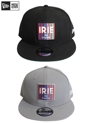 IRIE by irielife(アイリーバイアイリーライフ)/ × NEW ERA IRIE BOX LOGO CAP