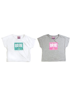 IRIE by irielife(アイリーバイアイリーライフ)/ JAMAICAN ICON GIRL TEE -Lady's-