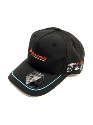 7UNION(セブンユニオン)/ THE RACING CAP -BLACK-