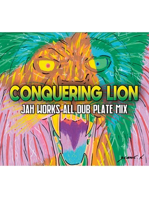 【CD】CONQUERING LION -JAH WORKS- -OGA from JAH WORKS-