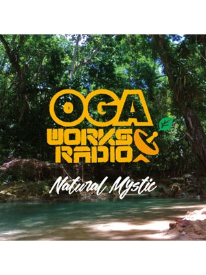 【CD】OGA WORKS RADIO MIX VOL.12 -NATURAL MYSTIC-