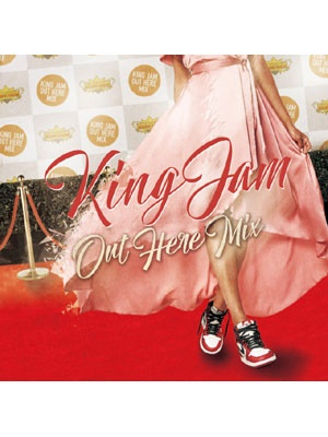 【CD】KING JAM OUT HERE MIX -mixed by KING JAM-