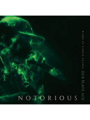 【CD】NOTORIOUS DUB PLATE MIX -NOTORIOUS Intl- -MIXED BY LIKKLE SHABBA-