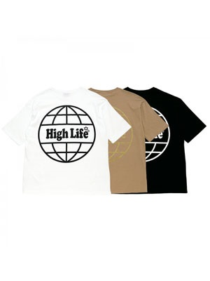 High Life(ハイライフ)/ INTERNATIONAL POCKET TEE