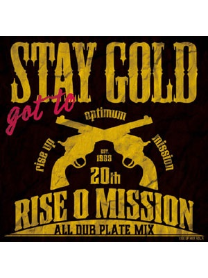 【CD】got to STAY GOLD -RISE O MISSION-
