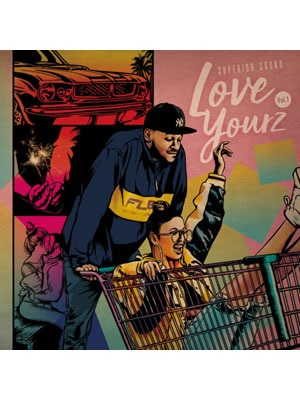 【CD】Love Yourz Vol.1 -mixed by SUPERIOR SOUND-