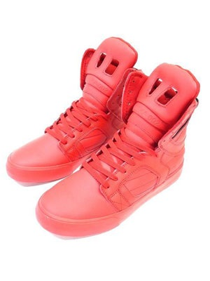 SUPRA(スープラ)/ SKYTOP II RISK RED -JAPAN LIMITED MODEL-