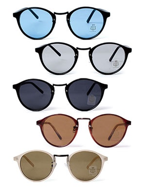LUCHINI(ルチニ)/ SUNGLASS -HOLIDAY- -5.COLOR-