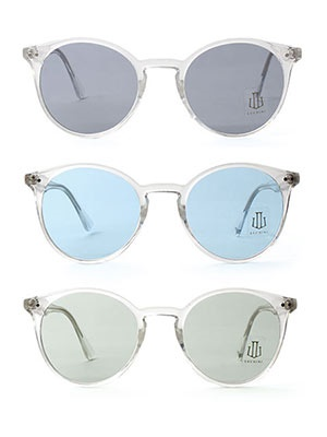 LUCHINI(ルチニ)/ SUNGLASS -WATER- -3.COLOR-