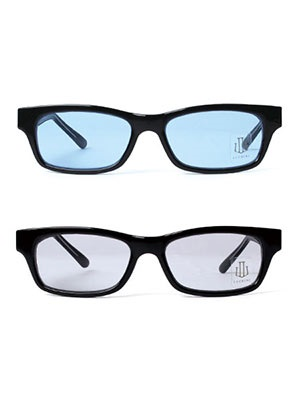 LUCHINI(ルチニ)/ SUNGLASS -HORIZONTAL- -2.COLOR-
