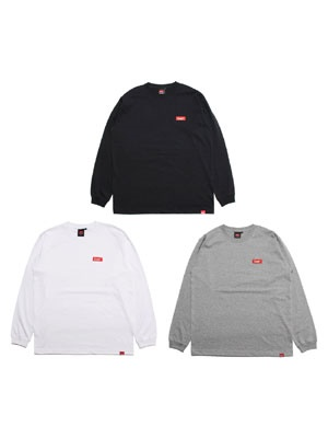 MURAL(ミューラル)/ BOX HEAVY LS T-SHIRT