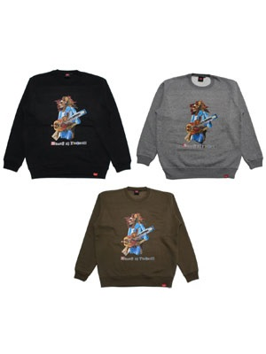 MURAL(ミューラル)/ SOUNDS OF FREEDOM CREW SWEAT