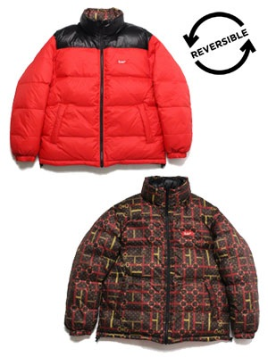 MURAL(ミューラル)/ RV DOWN JACKET -RED-