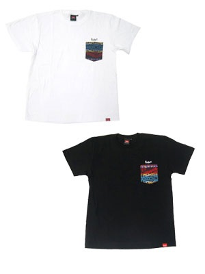 MURAL(ミューラル)/ NATIVE POCKET T-SHIRT