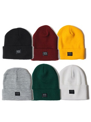 SCREP(スクレップ)/ TAG KNIT CAP
