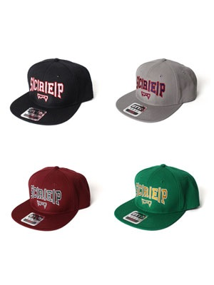 SCREP(スクレップ)/ SCREP TEAM SNAPBACK CAP