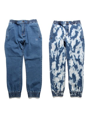 SCREP(スクレップ)/ DENIM JOGGER PANTS