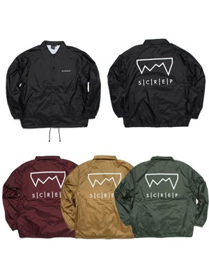 SCREP(スクレップ)/ GRAPPLE COACH'S JACKET
