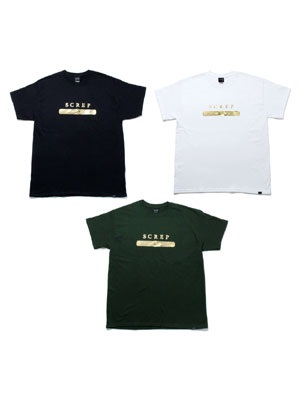 SCREP(スクレップ)/ GOLD LABEL T-SHIRT