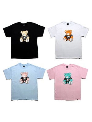 SCREP(スクレップ)/ TATOO BEAR T-SHIRT