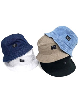 SCREP(スクレップ)/ TAG BUCKET HAT
