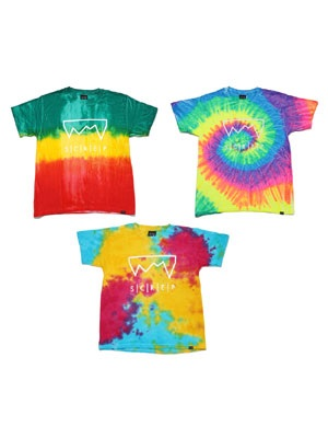 SCREP(スクレップ)/ GRAPPLE TIE DYE KIDS T-SHIRT