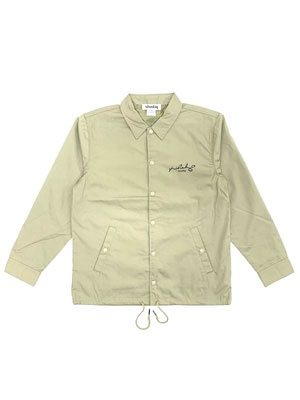 SHADIQ(シャディック)/ EPOCH COACHS JACKET -BEIGE-
