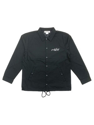 SHADIQ(シャディック)/ EPOCH COACHS JACKET -BLACK-