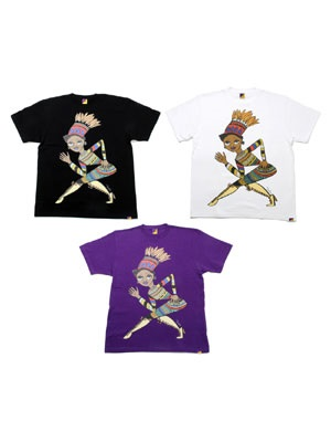 Tome2H(トミトエイチ)/ CHARACTER T-SHIRT -Lady's-