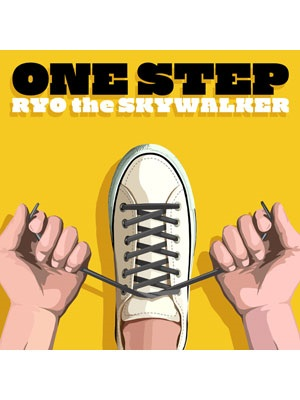 【7inch】ONE STEP / Up and Running -RYO the SKYWALKER and PETER MAN-