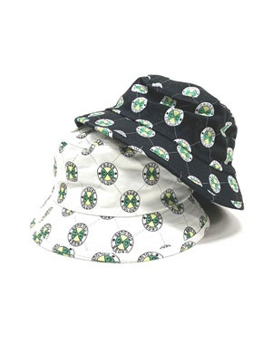 CROSS COLORS(クロスカラーズ)/ ALLOVER BUCKET HAT