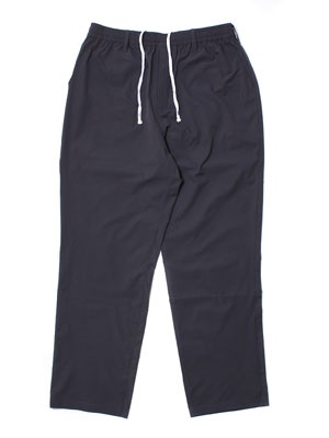 CHEERS(チアーズ)/ POLY STRECH TAPERED EASY PANTS -GREY-